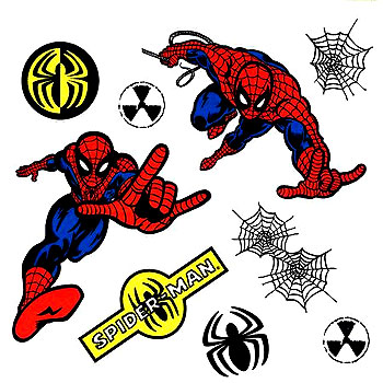 Spiderman Mask Clipart Spiderman window clings